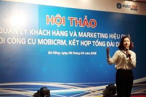 Mobifone giới thiệu công cụ MobiCRM đến doanh nghiệp Đà Nẵng