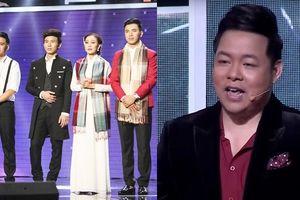 Quang Lê đưa học trò đi hát karaoke nguyên đêm để tập luyện