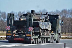 Muốn mua xe tăng cũ giá rẻ chất lượng cao hãy tìm đến Hà Lan thay vì Nga