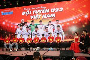 Tiền thưởng U.23 Việt Nam cao nhất 1,8 tỉ đồng/người