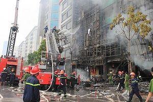 Nguyên nhân của trên 1.100 vụ cháy, nổ tại Hà Nội phần lớn do chập điện