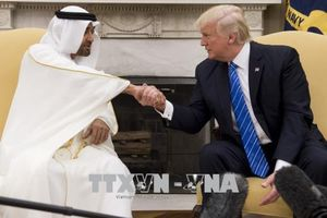 Mỹ, UAE tìm kiếm sự gắn kết ngoại giao tại vùng Vịnh