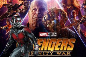 Fan 'mừng rơn' khi phát hiện hình ảnh lấp ló của Ant-Man trên poster 'Avengers: Infinity War'