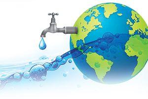Hãy tiết kiệm điện, nước