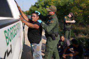 Mỹ tăng thêm 4.000 binh sĩ tại biên giới với Mexico