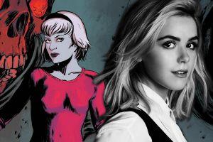 Nữ phù thủy Sabrina phiên bản kinh dị lộ diện