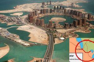 Saudi đào kênh dọc biên giới, tách Qatar khỏi bán đảo Ả-rập