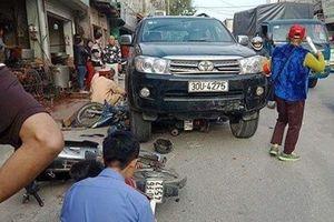HN: Điều tra vụ tai nạn liên hoàn khiến bé gái 7 tuổi tử vong