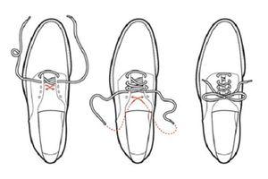Đừng để rơi giày như thành viên Zero 9, quý ông hãy học cách thắt giày vừa chắc chắn vừa đẹp