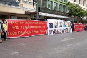TP. HCM: Dân bức xúc vì vụ 'lừa đảo bằng tiền ảo hơn 15 nghìn tỷ đồng'