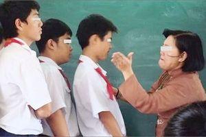 Nhiều thầy cô giáo không ý thức giữ gìn hình ảnh nghề nghiệp