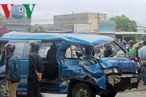 Thông tin tiếp vụ tai nạn ở Khánh Hòa, 7 người bị thương