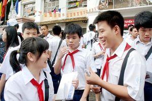 Hà Nội tuyển sinh lớp 10 bằng 6 môn thi từ năm 2019