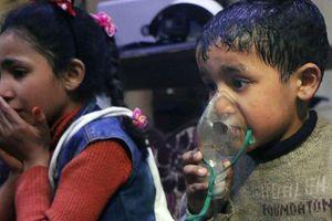 Hậu quả khủng khiếp sau vụ tấn công nghi dùng vũ khí hóa học ở Douma