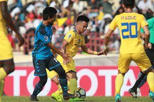 SL Nghệ An đánh bại đại diện Singapore