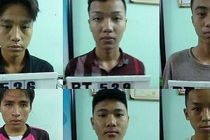 2 nhóm học sinh hỗn chiến trong quán trà sữa vì… tin nhắn trên mạng