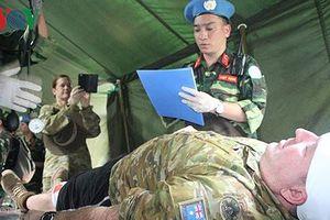 Bệnh viện Dã chiến của Việt Nam sẵn sàng tới phái bộ Nam Xu-đăng