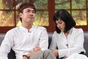 Kiều Minh Tuấn khóc nghẹn nói về mong muốn có con với Cát Phượng