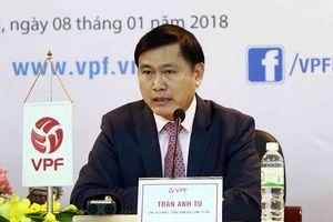 VPF không cho bầu Tú nghỉ chức Tổng Giám đốc