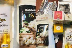 Thanh Hóa: Hàng ngàn hộp mỹ phẩm 'hạng sang' sản xuất 'chui'