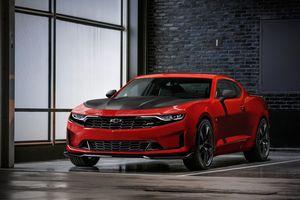 Cận cảnh Chevrolet Camaro 2019 vừa được ra mắt