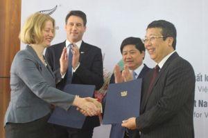Việt Nam là quốc gia đầu tiên xuất khẩu chôm chôm tươi vào New Zealand