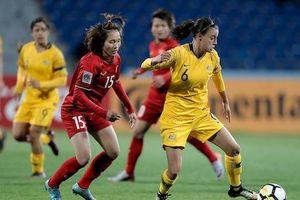 Tuyển nữ Việt Nam thua 0-8 trước Australia