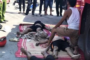 Bình Định: 3 công nhân đột tử tại Tân cảng miền Trung