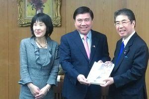 TPHCM tìm kiếm cơ hội thúc đẩy đầu tư, tăng cường hợp tác nông nghiệp công nghệ cao với Nhật Bản