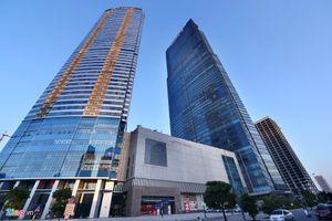 Đôi nam nữ người Hàn Quốc chết bất thường trong căn hộ tầng 17 tòa nhà Keangnam