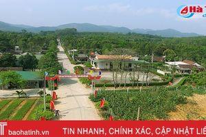 Thôn Nam Trà đạt giải đặc biệt cuộc thi Khu dân cư NTM kiểu mẫu, vườn mẫu