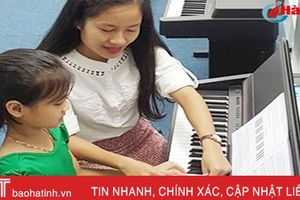 Nữ sinh nghèo hiện thực hóa giấc mơ chơi đàn Piano