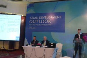 ADB dự báo kinh tế Việt Nam tăng trưởng 7,1% năm 2018