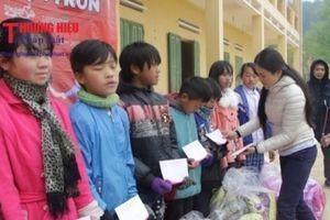 Mang cái Tết ấm áp đến trẻ em nghèo và đồng bào vùng cao