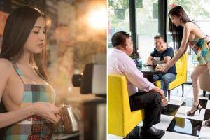 Thuê nhân viên hở bạo, chủ quán cà phê đối mặt với án tù