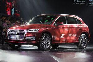 Audi Q5L 2018 'chốt giá' từ 1,45 tỷ đồng tại Trung Quốc