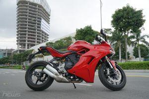 Ducati SuperSport: Không dành cho người 'yếu tim'