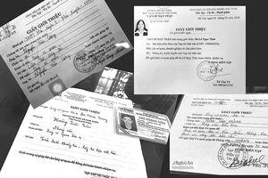 Kỳ cuối: Siết chặt quản lý giấy giới thiệu phóng viên