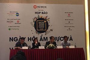 Lễ hội ẩm thực và văn hóa châu Á 2018 lần đầu tiên được tổ chức tại Việt Nam