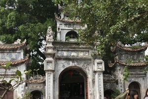 Thành phố Hưng Yên: Nơi quy tụ văn hóa tâm linh của phố Hiến