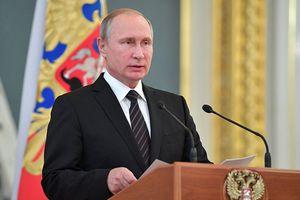 Căng thẳng gia tăng quanh vấn đề Syria, Tổng thống Putin lên tiếng