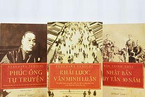 Ra mắt bộ sách kỷ niệm 150 năm Minh Trị Duy tân tại Hà Nội