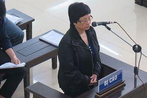 Đề nghị giữ nguyên mức án chung thân với bị cáo Châu Thị Thu Nga
