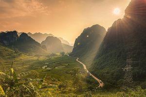 'Non nước Cao Bằng' được UNESCO công nhận là công viên địa chất toàn cầu