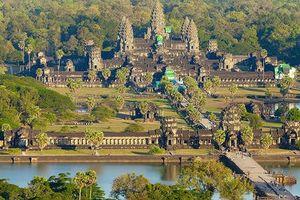 Đá sa thạch khổng lồ và những bí ẩn về kiến trúc của Angkor Wat