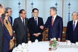 Tổng thống Hàn Quốc Moon Jae-in lo lắng về vấn đề phi hạt nhân