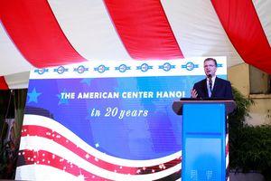 Trung tâm Hoa Kỳ kỷ niệm 20 năm có mặt tại Việt Nam