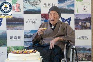 Bí kíp sống khỏe của người đàn ông nhiều tuổi nhất thế giới