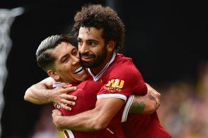 Bộ ba hàng công tỏa sáng, Liverpool thắng dễ trên sân nhà