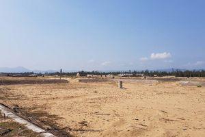Chấm dứt dự án nuôi tôm công nghiệp trên cát